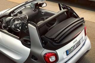 Smart Cabrio Interior