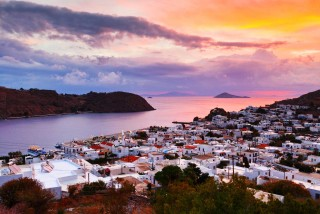 Patmos Sea View