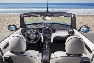 Mini Cooper Cabrio Patmos Exclusive Cars Sea view