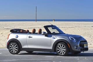 Mini Cooper Cabrio Patmos Exclusive Cars Vacation