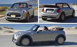 Mini Cooper Cabrio Patmos Exclusive Cars View